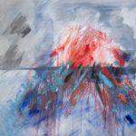 Iceberg/Volcano 29X34